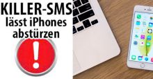 SMS legt iPhone & iPad lahm: So beheben Sie den fiesen iMessage-Bug