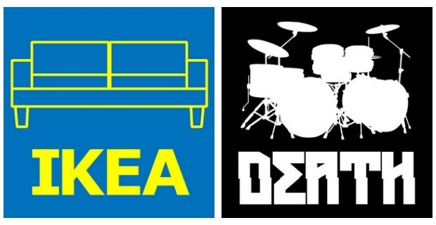 m bel bei ikea oder name einer death metal band. Black Bedroom Furniture Sets. Home Design Ideas