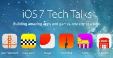Apple: Tech Talks zu iOS 7