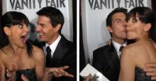 Oscars 2012: Vanity Fair Party - VIP Selbstportraits
