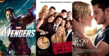 Kinostarts: 'Marvel's The Avengers', 'American Pie 4' und 'The lucky one'