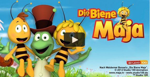 Film Biene Maja 3d 2014 Trailer Video