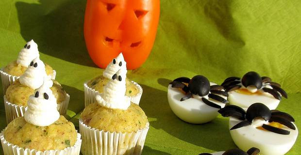 halloween rezepte fingerfood. Black Bedroom Furniture Sets. Home Design Ideas