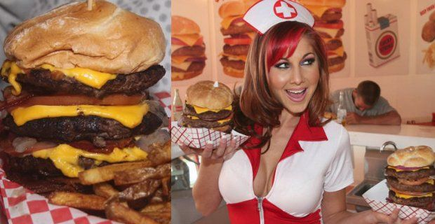 heartattackgrill default - Heart Attack Grill to Display Cremains of Past Patrons