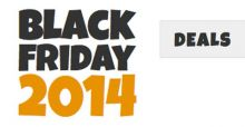 Black Friday & Cyber Monday 2014 - hier gibt es Rabatte