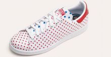 FOTOS: Pharrell Williams für Adidas 2014 - die neue Polka Dot-Kollektion