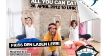 Mavi: Klamotten-All-you-can-eat am 26. April