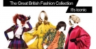 Great British Fashion Briefmarken - Modische Post