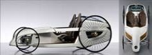 Mercedes F-Cell Roadster: Neue Technik, Retro Design
