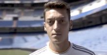 Mesut Özil wechselt von Real Madrid zu Arsenal London